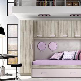 Dormitorio Puente