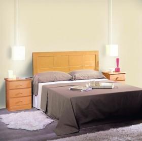 Dormitorio Clásico Miel