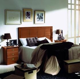 Dormitorio Matrimonio Nogal
